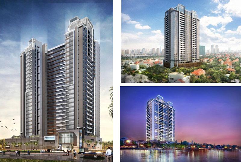 Dự án hàn cáp quang căn hộ cao cấp The Nassim Thảo Điền